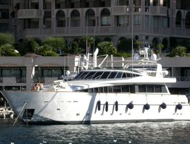 Motor yacht 'Sea Wish' Joins Global Charter Fleet in Italy
