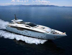 Admiral Yachts Deliver Superyacht 'Flying Dragon' (ex 'Capri')