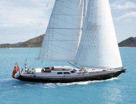 Sailing Yacht CAMPAI Completes Refit