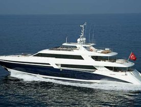 Superyacht Tatiana Offers Special Summer Charter Rates
