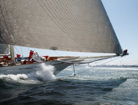 Charter Yachts Sign Up to America's Cup Superyacht Regatta 2017