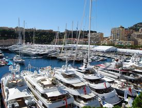Monaco Yacht Show 2012
