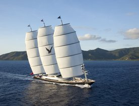 Superyacht 'Maltese Falcon' Offers Special June Rate in the Mediterranean