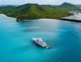 Superyacht TITANIA set to appear at Thailand Yacht Show & Rendezvous