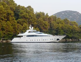 Luxury Yacht 'Tuscan Sun' Joins the Croatian Charter Market