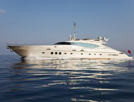 Charter Yacht NATALIA Available With No Relocation Fuel Fees