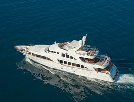 20% Discount on Charter Yacht Red Anchor
