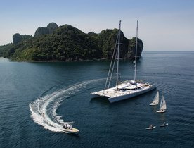 Luxury Catamaran 'DOUCE FRANCE' Chartering in Exotic Destinations