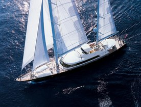 Sailing Yacht SILENCIO Available for Viewings at the Antigua Charter Show