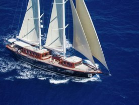Special Greece charter deal: Save 10% on sailing yacht SATORI