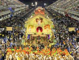 Rio Carnival 2013