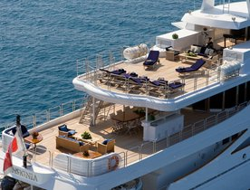 Charter Yacht INSIGNIA Offers Last Minute Deal