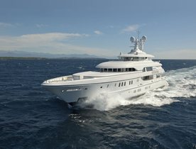 SOLEMATES Renamed Motor Yacht HUNTRESS and Open for Bahamas Charters