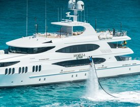 NEW VIDEO: Superyacht 'Amarula Sun' Showcases Charter Life in Action