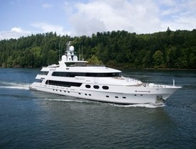 Superyacht 'Casino Royale' Open for New Year Charter in the Caribbean
