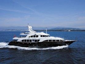 Bag a Free Night's Charter Aboard Benetti Superyacht SEABLUE'Z
