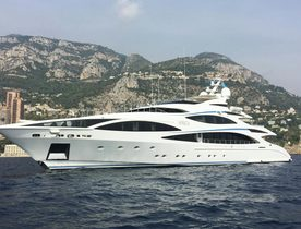 Caribbean charter deal: superyacht 'Africa I' offers special rate