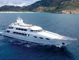 Motor Yacht ATTITUDE Available for Caribbean Charters