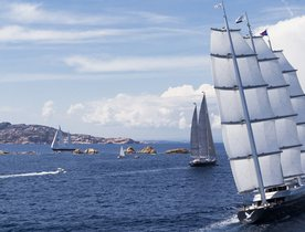 Twenty Yachts Enrolled For Perini Navi Cup