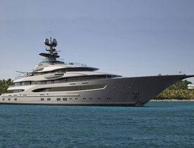 Superyacht KISMET II - More Details & Pics Released
