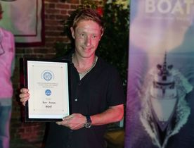 Superyacht INCEPTION Chef takes top prize at Antigua Charter Yacht Show 2015