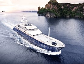 Expedition Yacht 'Northern Sun' to Attend Kata Rocks Superyacht Rendezvous 2016