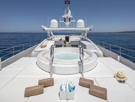 Heesen Superyacht L'EQUINOX Joins the Greek Charter Fleet