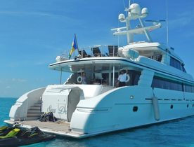 Motor Yacht 'Sea Dreams' Offers Special Deal for Charters in The Bahamas