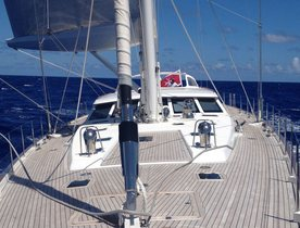 Sailing Yacht CAVALLO Open for Autumn Charters in Fiji