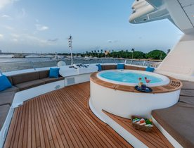 Sardinia yacht charter special offer with M/Y LIONSHARE