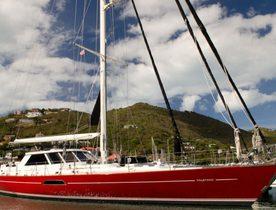 Sailing Yacht MUSTANG Open for Charter in Cuba