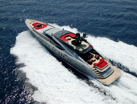 Motor Yacht DRAGON has August Availability in the French Riviera