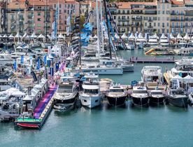 Best Photos LIVE: Cannes Yachting Festival 2018