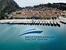 YachtCharterFleet Heads to the Mediterranean Yacht Show