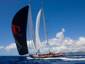 Vitter Yacht MARIE Available for Caribbean Christmas Charter