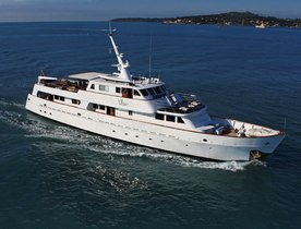 'OSPREY' Charter Yacht Offers Discounted Charter Rates