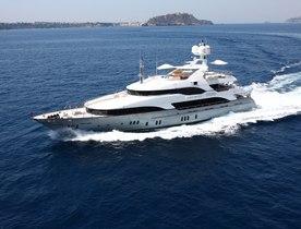 Superyacht 'Libra Star' Joins Global Charter Fleet