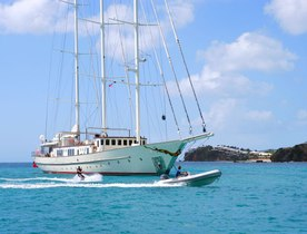 Sailing yacht MONTIGNE Open for Christmas Charters in Thailand