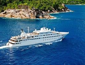 Superyacht 'Lauren L' offers unique Thailand charter experience