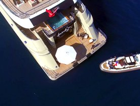 Video: Life On Board The Largest Amels Superyacht 'Here Comes The Sun'
