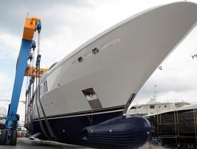 Golden Yachts launch brand new 57m charter yacht O'MATHILDE
