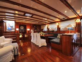 Gulet Yacht 'QUEEN OF DATCA' Offers Charter Special in Turkey