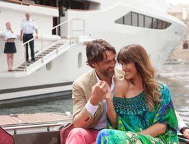 Croatia yacht charter special on 60m luxury yacht 'St David'