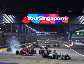 Singapore Grand Prix 2018