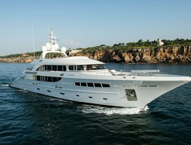 Superyacht NASSIMA Special Offer in the Mediterranean