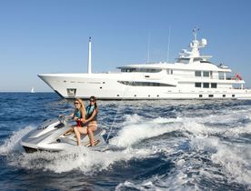 Superyacht SPIRIT Open for Last-Minute Charters in the Mediterranean