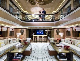 Superyacht AXIOMA Offers Charter Discount