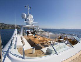 Amels Motor Yacht 4YOU Cruises in Croatia