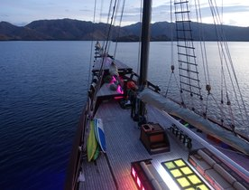 Luxury Phinisi 'Dunia Baru' to Open Asia Superyacht Rendezvous
