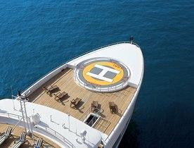 New Photos: Superyacht 'Lauren L' Reveals Interior Refit